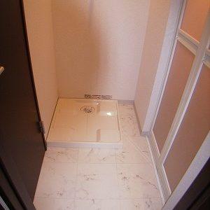 After:築30年マンション 「2K⇒1K」多彩な床・建具で人気物件!