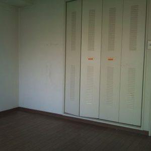 Before:築19年分譲マンション1室「2DK⇒1LDK」アクセントクロスで印象付ける!