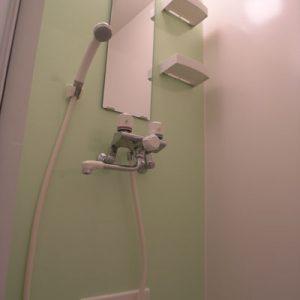 After:築21年マンション「3点ユニット⇒独立洗面台・トイレ・シャワーブース」