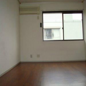After:築20年1Kアパート「カーペット⇒クッションフロア」