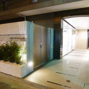 After:築20年8階建マンション「内外壁塗装・エントランス廻りの改修でイメージ一新!」