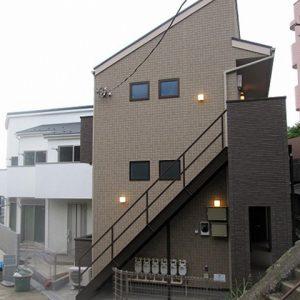シンセイレジデンス高島台