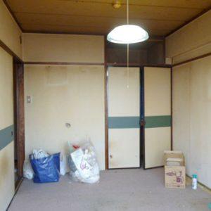 Before:築31年1Rマンション「18㎡の居住空間を最大化!高機能・快適空間に!」