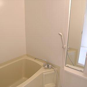 After:築21年マンション「1R⇒1DK」「3点ユニット⇒独立洗面台・浴室・トイレ」